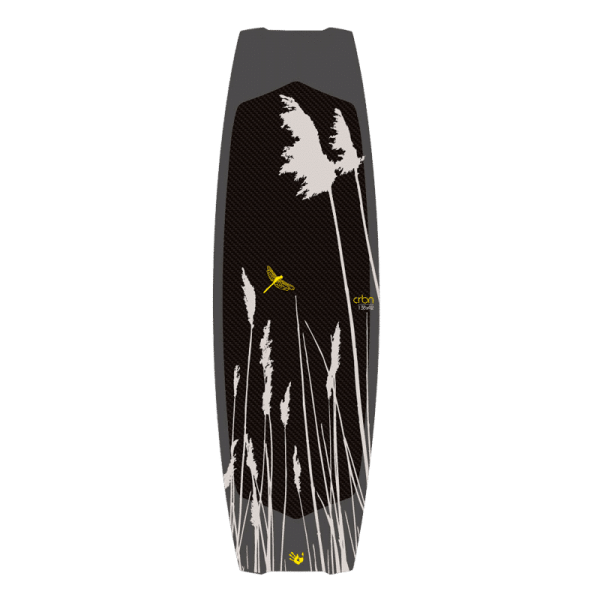 Freeride - Freestyle twintip kiteboard for intermediate and advanced riders.