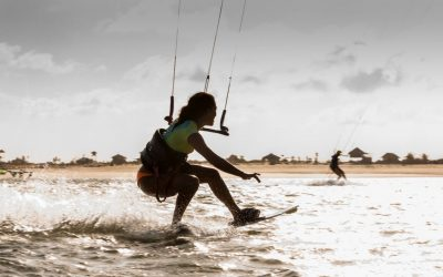 Kiteboards and sustainability