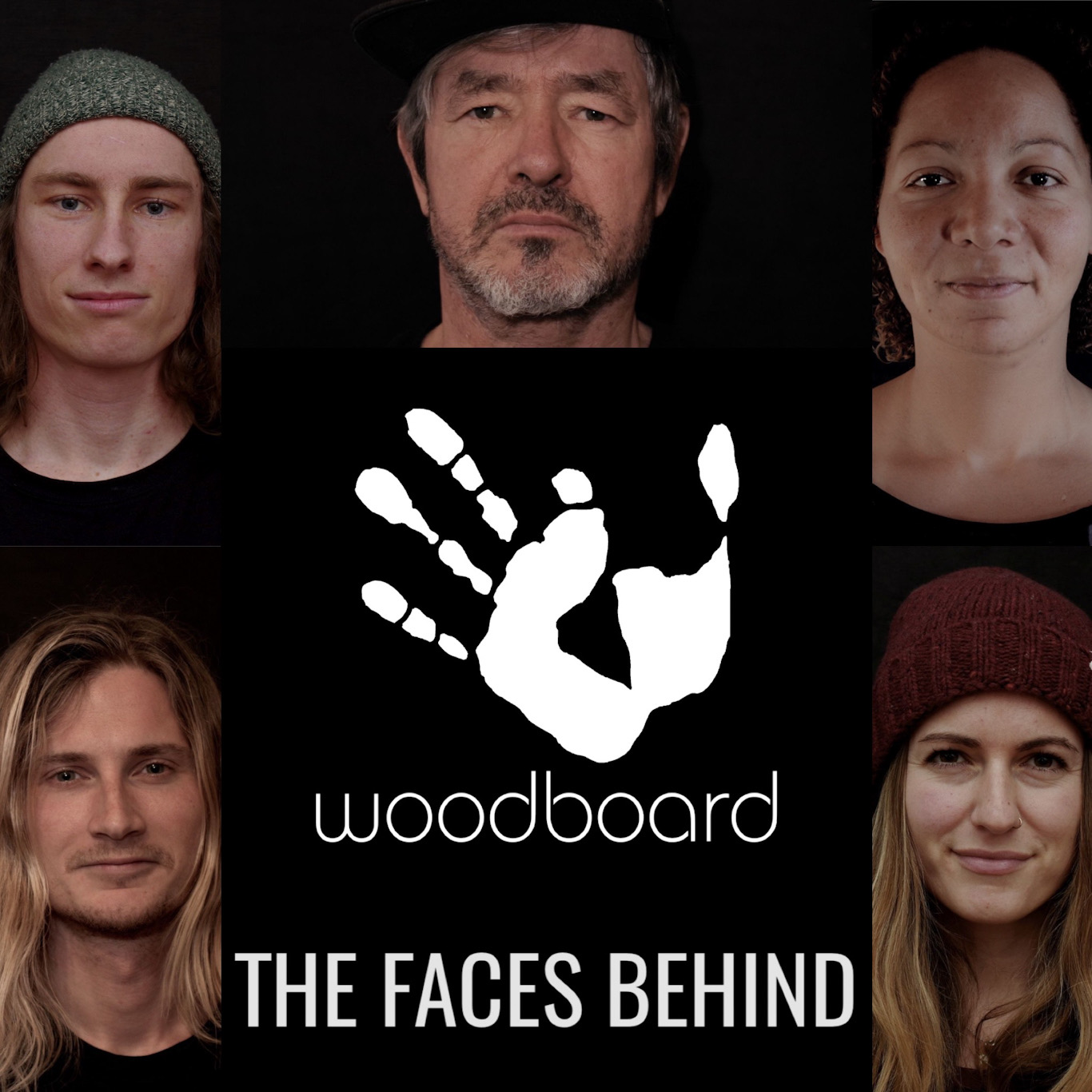 The Faces behind Woodboard Kitesurfing, the Team