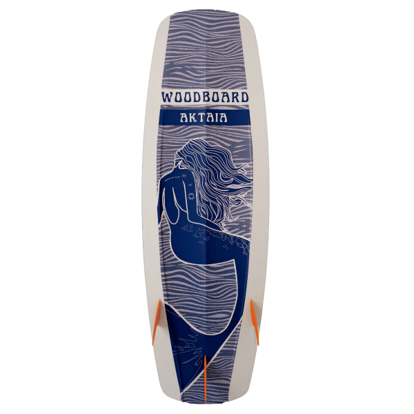 woodboard aktaia strapless freestyle freeride kiteboard