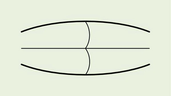 kiteboard channel_Double concave